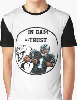Cam Newton Graphic T-Shirt