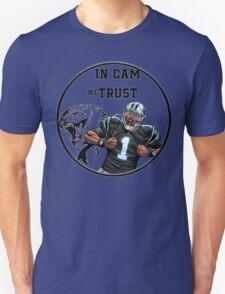 Cam Newton Unisex T-Shirt
