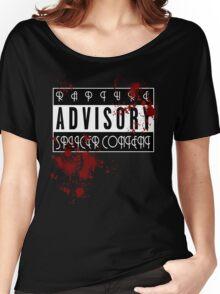 ADVISORY - RAPTURE SPLICER Women's Relaxed Fit T-Shirt