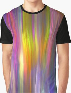Colour streams Graphic T-Shirt