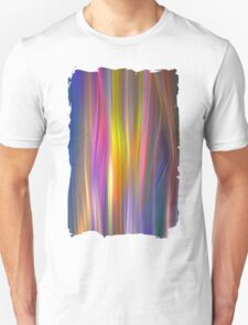 Colour streams Unisex T-Shirt