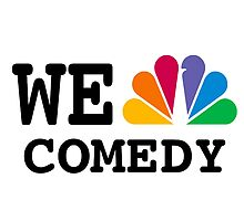 NBC we peacock comedy by megsmillie