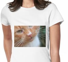 Sparki's whiskers Womens Fitted T-Shirt