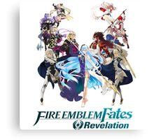 Fire Emblem Fates - Hoshido & Nohr (REVELATION) Canvas Print