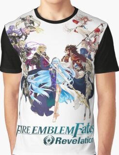 Fire Emblem Fates - Hoshido & Nohr (REVELATION) Graphic T-Shirt