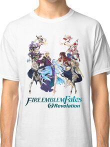 Fire Emblem Fates - Hoshido & Nohr (REVELATION) Classic T-Shirt