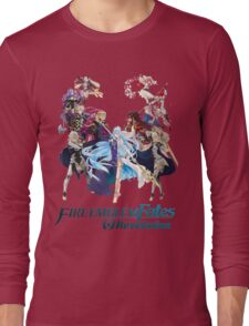 Fire Emblem Fates - Hoshido & Nohr (REVELATION) Long Sleeve T-Shirt