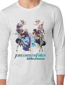 Fire Emblem Fates - Hoshido & Nohr (REVELATION) Long Sleeve T-Shirt