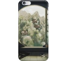 Bamboo and Tea iPhone Case/Skin