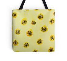 Stone Roses inspired lemon pattern Tote Bag