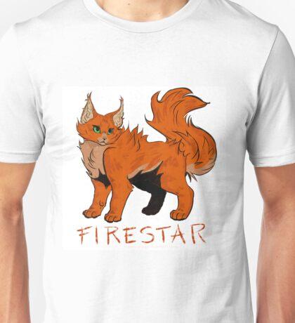 Firestar Unisex T-Shirt