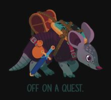 Off on a Quest Kids Tee