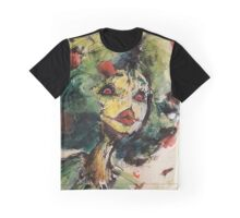 The Curious Dryad Graphic T-Shirt
