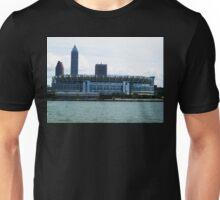 CLEVELAND OHIO ON LAKE ERIE Unisex T-Shirt
