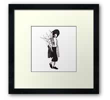 SHINee Minho Everybody Framed Print