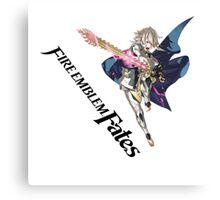 Fire Emblem Fates - Corrin Canvas Print