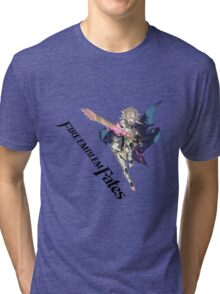 Fire Emblem Fates - Corrin Tri-blend T-Shirt