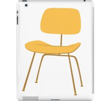 Ray & Charles Eames Chair Classic Design iPad Case/Skin
