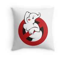 Hotbusters Throw Pillow