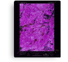 New York NY Paradox Lake 136390 1953 62500 Inverted Canvas Print