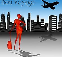 Bon Voyage by ikshvaku