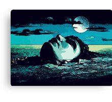Dead / Buried Canvas Print