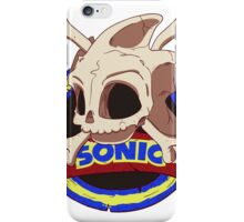 Sonic Forever iPhone Case/Skin