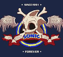 Sonic Forever by 2ois