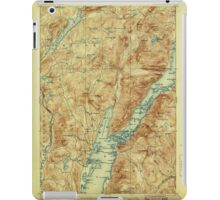New York NY Bolton 139276 1900 62500 iPad Case/Skin