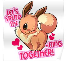 Valentine Pokemon Poster