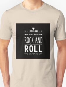 Rock and Roll 1 T-Shirt