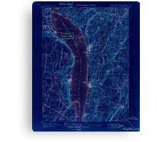 New York NY Tarrytown 144294 1902 62500 Inverted Canvas Print