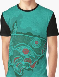 Three-spined stickleback Graphic T-Shirt