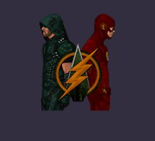 Flarrow - Arrow and Flash Unisex T-Shirt