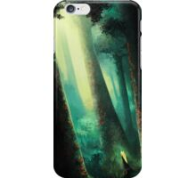 Forest Queen iPhone Case/Skin