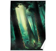 Forest Queen Poster