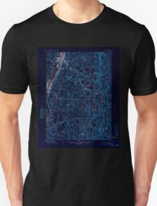 New York NY Troy 144355 1898 62500 Inverted T-Shirt