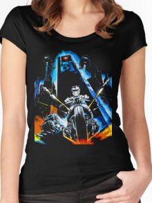 Warrior of the Lost World Women's Fitted Scoop T-Shirt
