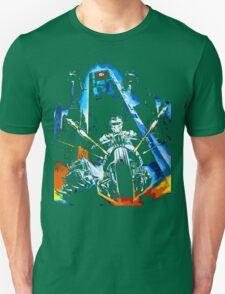 Warrior of the Lost World Unisex T-Shirt