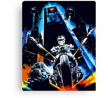Warrior of the Lost World Canvas Print
