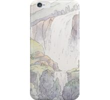 The Great Falls iPhone Case/Skin