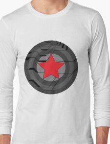 Winter Soldier Shield Long Sleeve T-Shirt