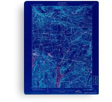 New York NY Richfield Springs 148307 1903 62500 Inverted Canvas Print