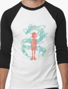 The River Spirit Men's Baseball ¾ T-Shirt