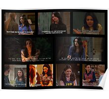 Jackie Burkhart Quotes Poster
