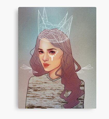 QUEEN II Canvas Print