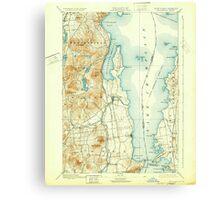 New York NY Willsboro 144498 1895 62500 Canvas Print