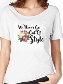 Style Women's Relaxed Fit T-Shirt