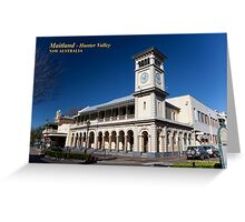 Post Office (1881), Maitland NSW Greeting Card