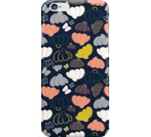 Blooming Fields at Midnight iPhone Case/Skin
